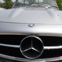 Mercedes-Benz SL Treffen 43