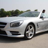 Mercedes-Benz SL Treffen 50