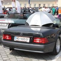 Mercedes-Benz SL Treffen 57