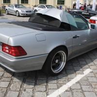 Mercedes-Benz SL Treffen 58