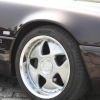 Mercedes-Benz SL Treffen 61