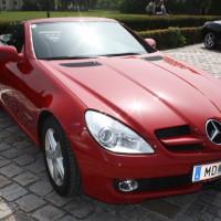 Mercedes-Benz SL Treffen 62