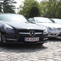 Mercedes-Benz SL Treffen 65
