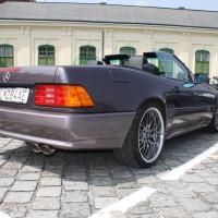 Mercedes-Benz SL Treffen 68