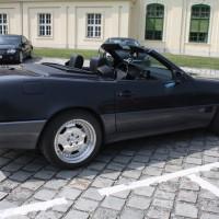 Mercedes-Benz SL Treffen 70