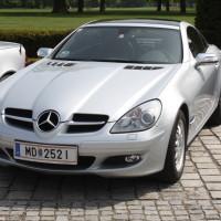 Mercedes-Benz SL Treffen 71