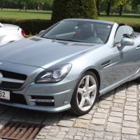 Mercedes-Benz SL Treffen 72