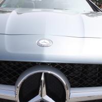 Mercedes-Benz SL Treffen 74