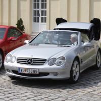 Mercedes-Benz SL Treffen 75