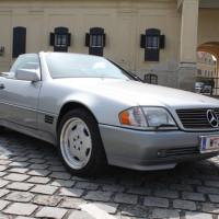 Mercedes-Benz SL Treffen 76