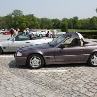 Mercedes-Benz SL Treffen 77