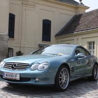 Mercedes-Benz SL Treffen 78