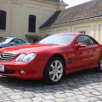 Mercedes-Benz SL Treffen 79