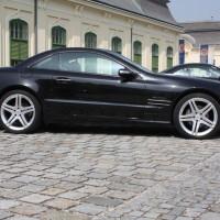 Mercedes-Benz SL Treffen 81