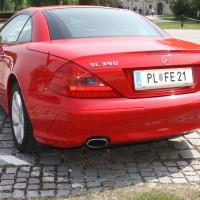 Mercedes-Benz SL Treffen 82