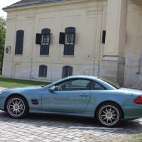 Mercedes-Benz SL Treffen 83