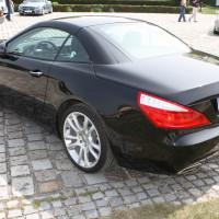 Mercedes-Benz SL Treffen 86