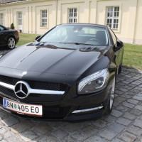 Mercedes-Benz SL Treffen 89