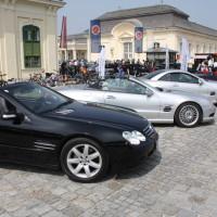 Mercedes-Benz SL Treffen 98