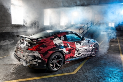NISSAN 370Z NISMO SET TO STAR IN THE 2013 GUMBALL 3000 RALLY