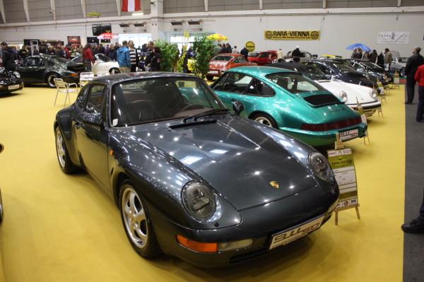 Oldtimermesse Tulln 2013 Porsche 911 50