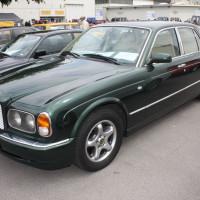 Oldtimermesse Tulln 2013 Bentley