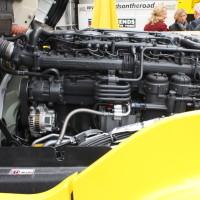 Oldtimermesse Tulln 2013 Scania Motor