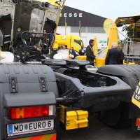 Oldtimermesse Tulln 2013 Scania LKW