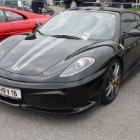 Oldtimermesse Tulln 2013 Ferrari