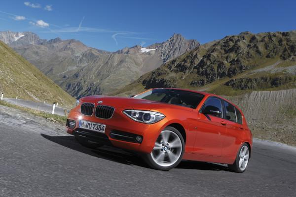 BMW 1er mit xDrive