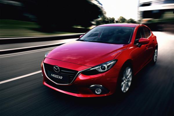 Mazda 3 zeigt es allen im Oktober