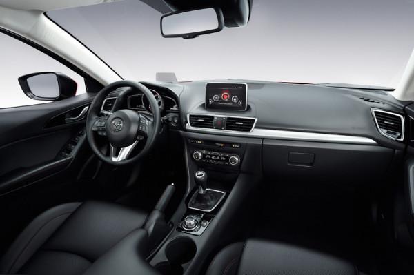 Mazda 3 Innenraum