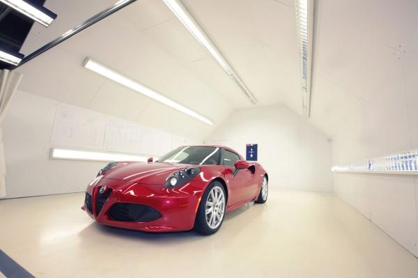 Alfa Romeo 4C made in Italy