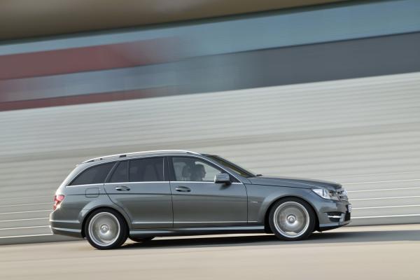 Mercedes-Benz C 220 CDI 4MATIC T- Modell