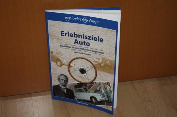 Erlebnisziele Auto – das Buch