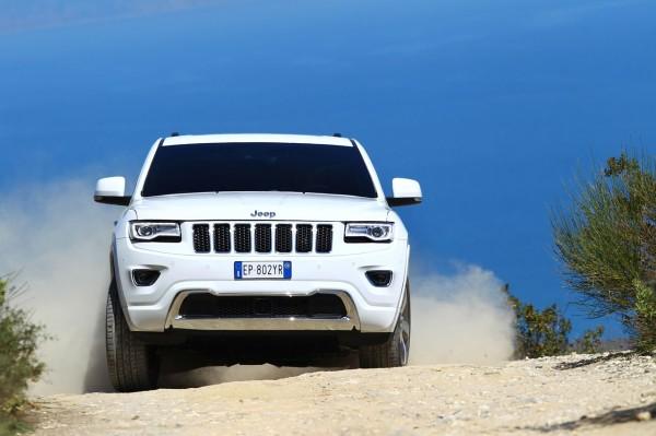 Der Jeep Grand Cherokee Modelljahr 2014