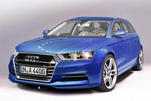 Neuer Audi A4 Avant