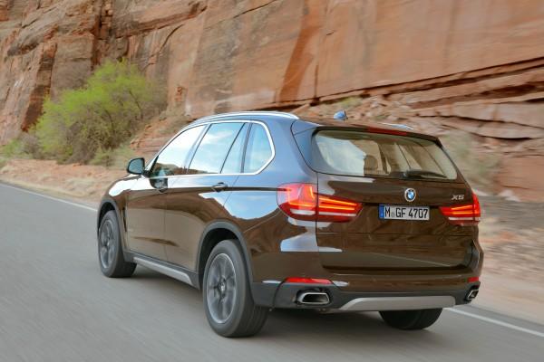 Neuer BMW X5 SAV
