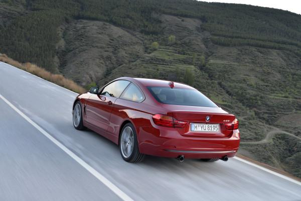 BMW 4er Coupe neu