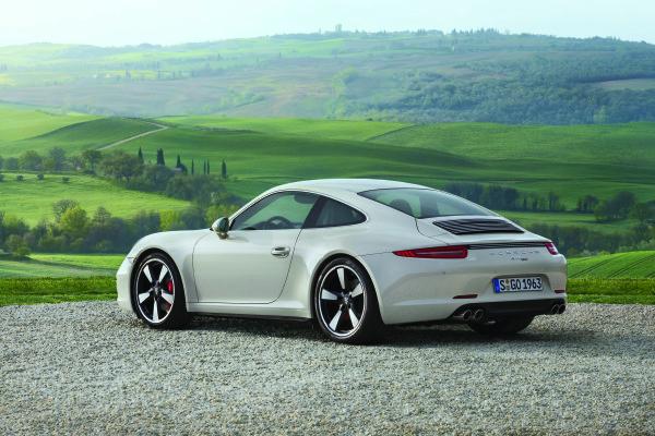 Porsche 911 Sondermodell Carrera S