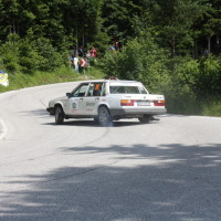 Schneebergland Rallye 2013 Volvo Vorausauto
