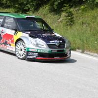 Schneebergland Rallye Baumschlager Skoda Fabia S2000