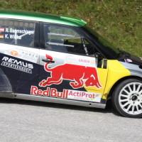 Schneebergland Rallye 2013 Baumschlager Skoda Fabia S2000