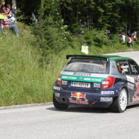 Schneebergland Rallye Raimund Baumschlager Skoda Fabia S2000