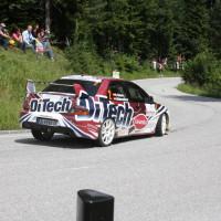 Schneebergland Rallye 2013 Harrach Mitsubishi Lancer EVO IX R4