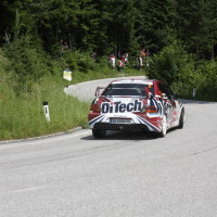Schneebergland Rallye Harrach Mitsubishi Lancer EVO IX R4