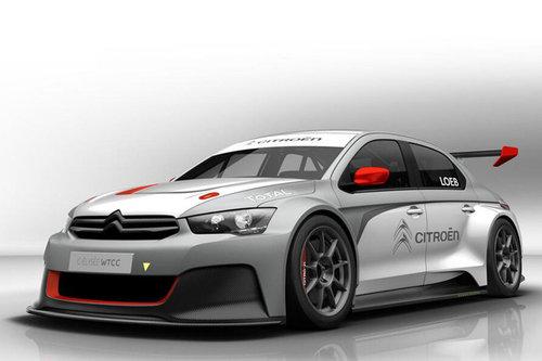 Der Citroën C-Elysée WTCC erobert mit Sébastien Loeb die Rennstrecken der Welt