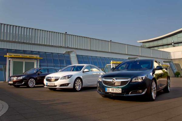 Der wird es allen zeigen – der neue Opel Insignia