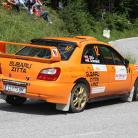 Schneebergland Rallye 2013 Robert Zitta Grünsteidl Subaru Impreza