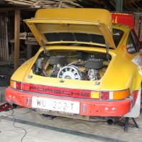 Schneebergland Rallye 2013 Porsche Motor Service